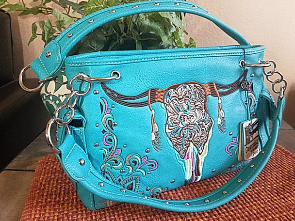 Southwestern Concealed Carry Purse