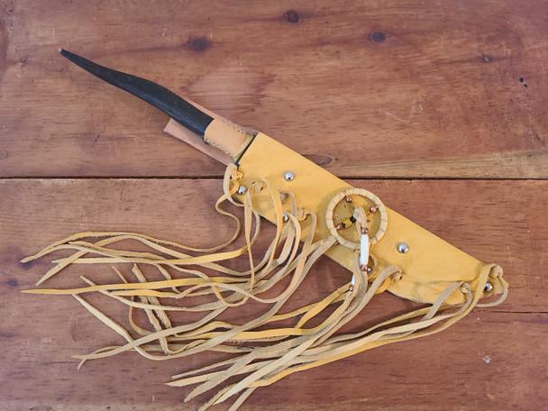 Pueblo Indian Metal Blade Knife
