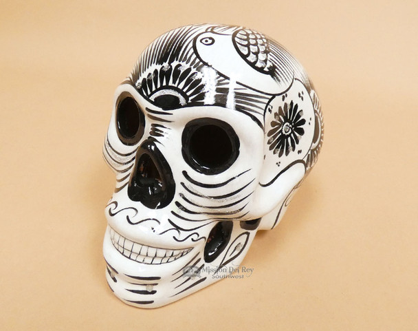 Assorted Day of the Dead Skulls