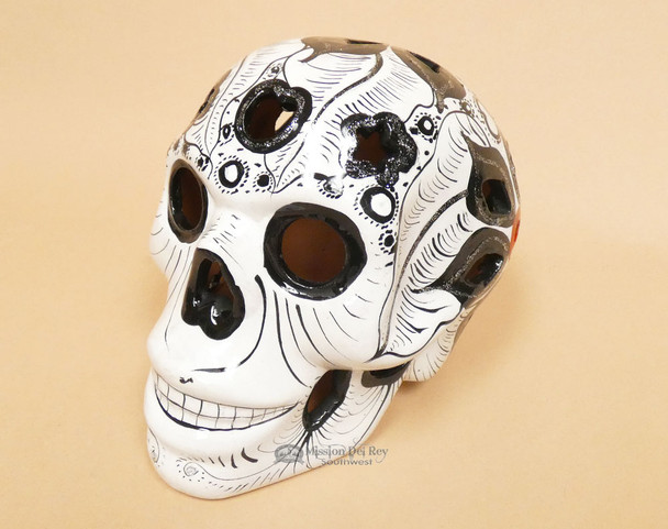 Assorted Day of the Dead Lantern Skulls
