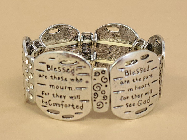 Blessed Stretch Bracelet