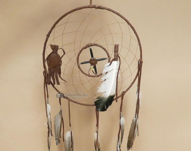 Navajo Medicine Wheel Dream Catcher