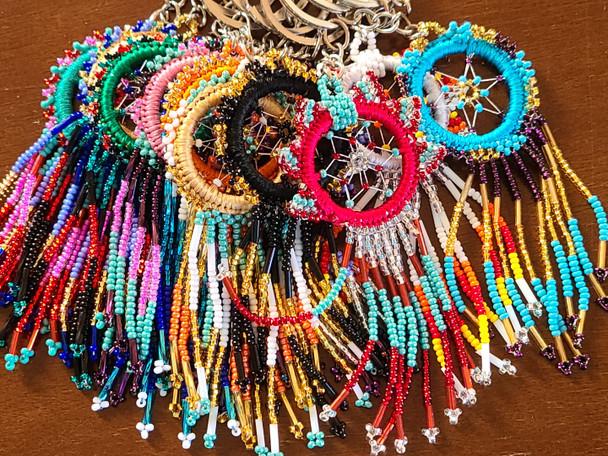 Assorted Dream Catcher Key Chains