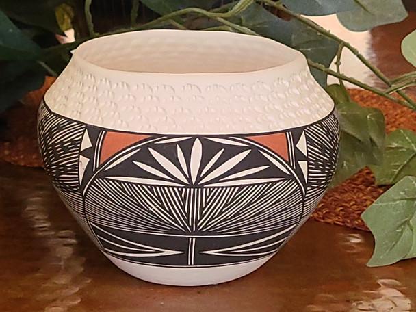 Native American Acoma Pueblo Vase
