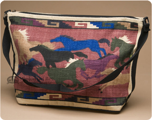 Southwestern Printed Cotton Purses