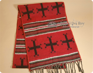 Southwestern Scarves & Head Bands