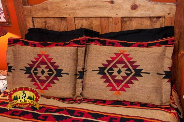 Southwestern Yavapai Pillow Sham