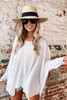 Ivory - Blake Oversized Top from Dress Up