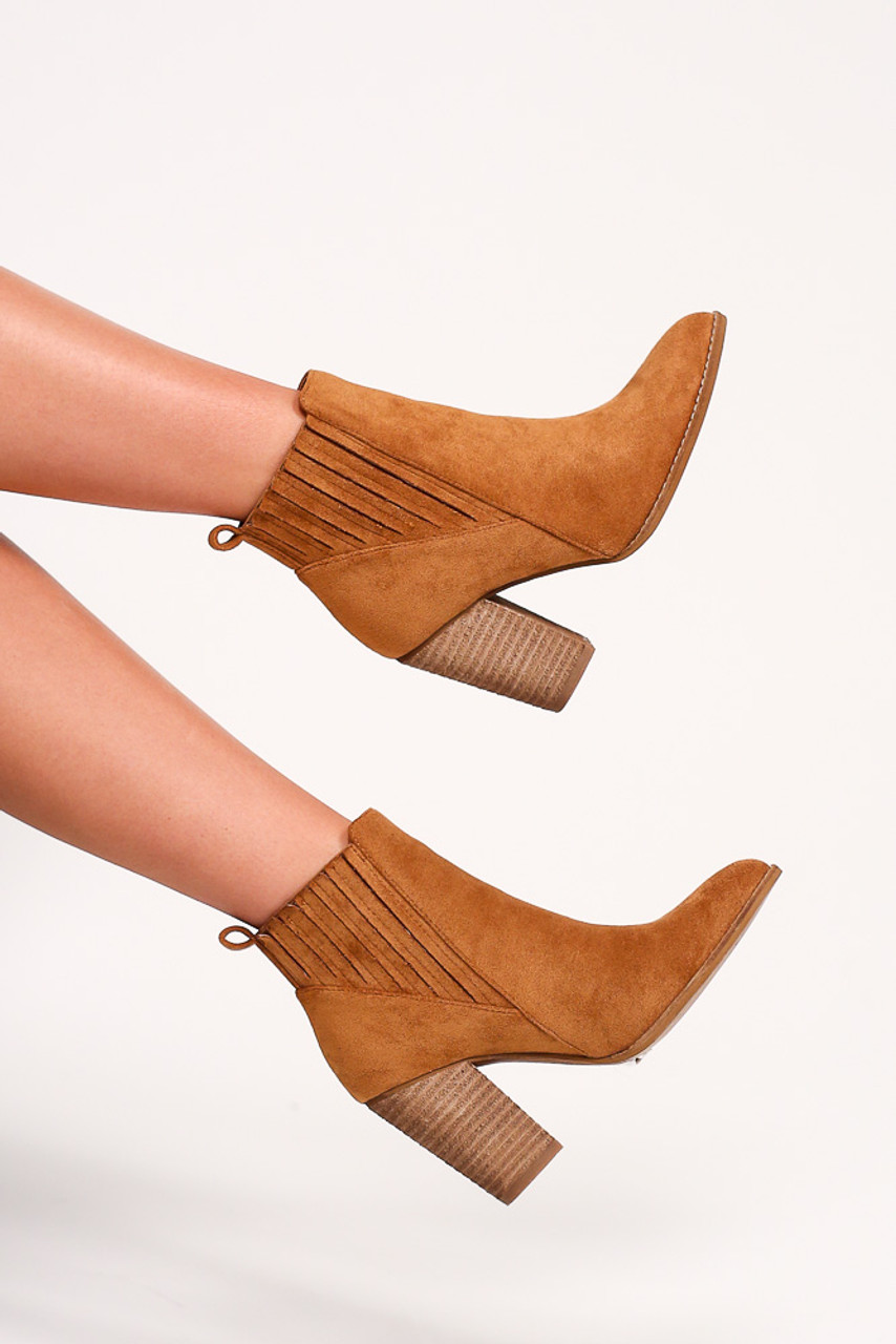 Go-To Block Heel Booties