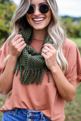 Olive - Scarf