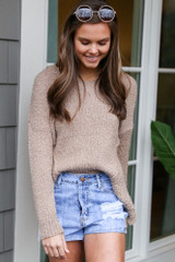 Plush Knit Sweater from Dress Up