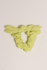 Lime - Citrus Tie Scrunchie from Dress Up