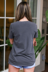 Kindness is Free Graphic Tee Back View