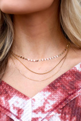 Lola Layered Chain Necklace