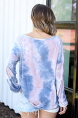 back view oversized pullover shopdressup.com