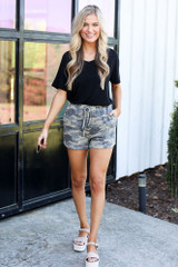 cute comfy shorts at dress up