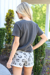 back view oversized t-shirt at dress up