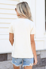 back view graphic t-shirt at dress up