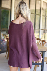 Ella Soft Knit Top