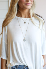 cute layered necklace at shopdressup