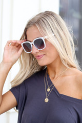 cute square sunglasses at shopdressup