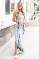 Charcoal - affordable maxi dress at dress up, an online dress boutique