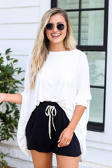 White - Oversized Tunic from Dress Up