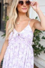 Lavender - shop summer maxi dresses at dress up