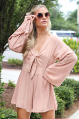 Blush - cute rompers at online dress boutiques