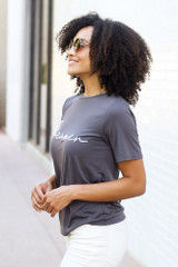 Dreamer Graphic Tee Side View