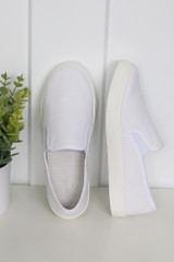 Slip-On Sneakers from Dress Up Flat Lay
