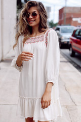 Embroidered Dress from Dress Up