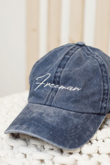 Navy - Freeman Vintage Hat from Dress Up