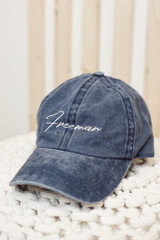 Flat Lay of the Freeman Vintage Hat