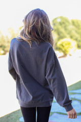 Good Vibes Pullover Back View