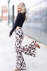 Leopard - Flare Jeans from Dress Up