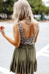 Leopard Bodysuit from Dress Up Back View