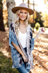 Tie-Dye Kimono from Dress Up