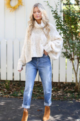 Medium Wash - Mom Jeans from Dress Up