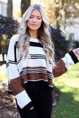 Striped Sweater from Dress Up