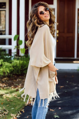Ivory - Tassel Cardigan from Dress Up
