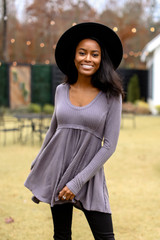 Ribbed Knit Tunic from Dress Up