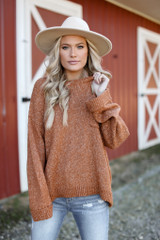Oversized Front Pocket Sweater from Dress Up