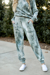 Sage - Tie-Dye Joggers from Dress Up