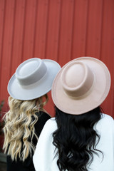 Wide Brim Hat from Dress Up on models