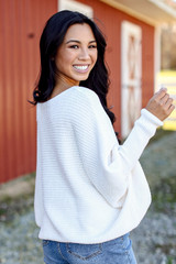 Oversized Chenille Sweater from Dress Up
