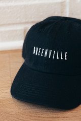 Black - Greenville Cap from Dress Up
