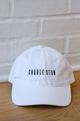 Charleston Cap Front View