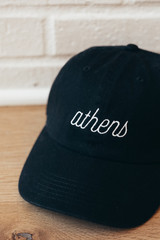 Black - Athens Cap from Dress Up
