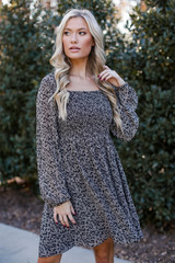 Smocked Floral Dress  from Dress Up